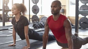 Why do people go to the gym?