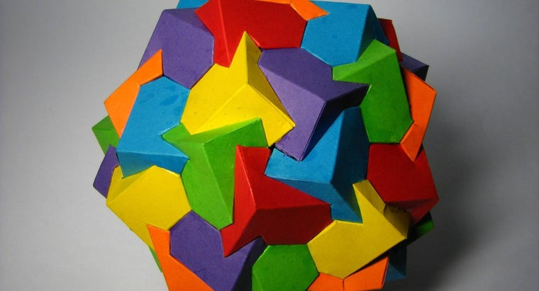 What Is a 3D Pentagon Shape Called?