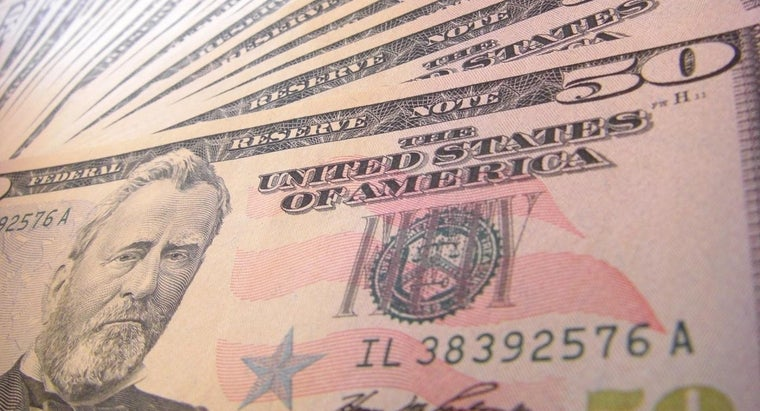 Who Is on the $50 Bill?