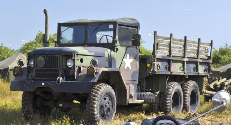 Are There Any 6x6 Truck Auctions?
