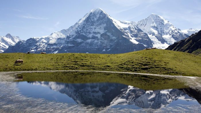 What are the 10 highest mountains in Europe?