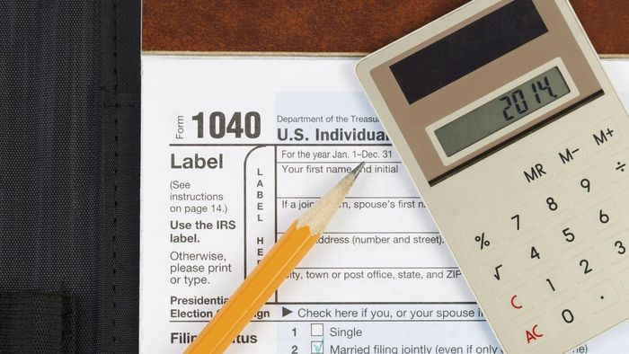 When Are 2014 IRS Tax Forms Available?