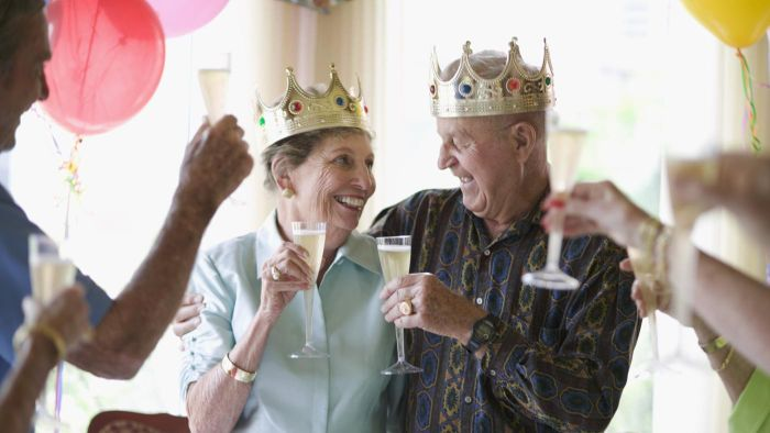 What Is the 55th Wedding Anniversary Called?