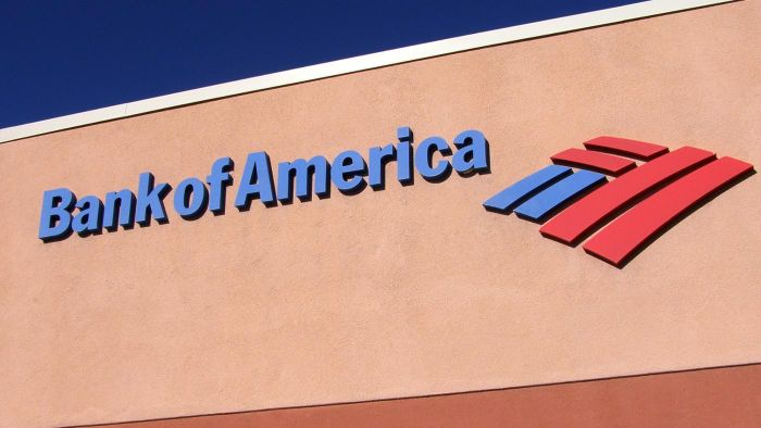 Are there any Bank of America branches in the Philippines?