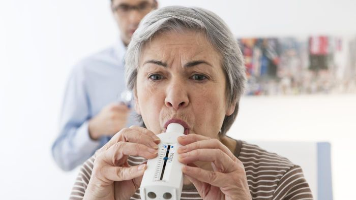 What is the prognosis for COPD?