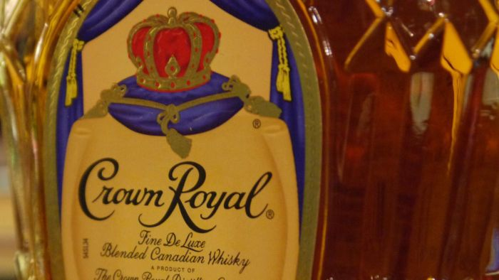 How Many Carbs Are in Crown Royal?