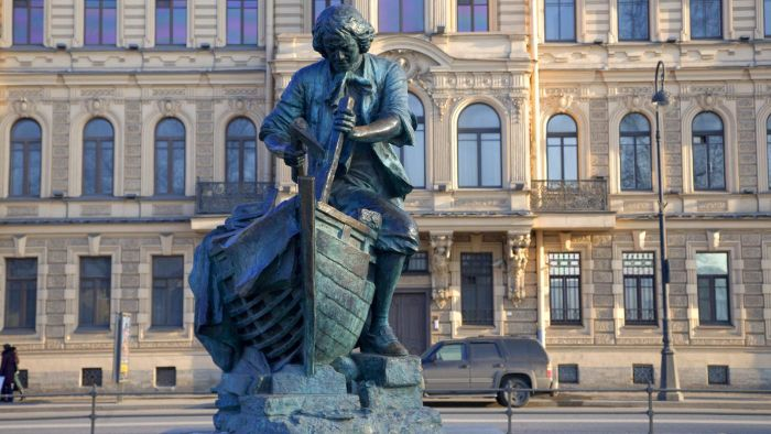 What Were Some of Peter the Great's Failures?