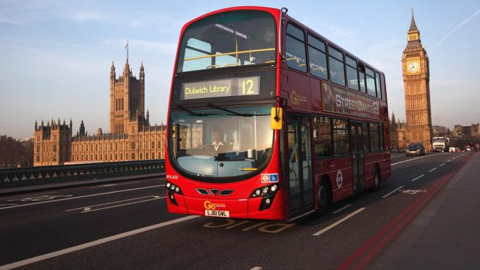 Who Invented the Bus?