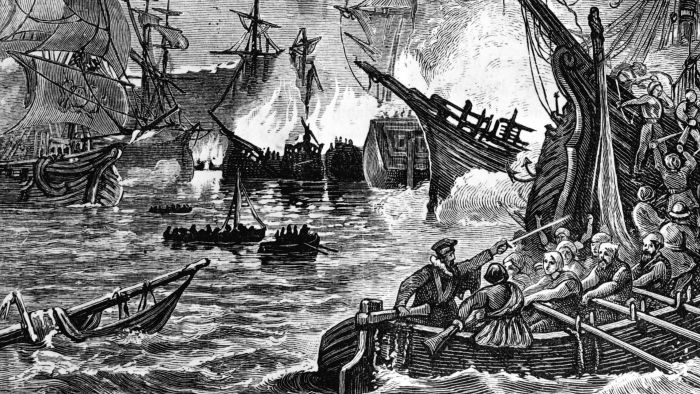 What Is the Significance of England's Defeat of the Spanish Armada?