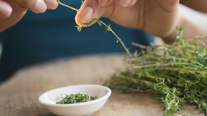 Can You Substitute Ground Thyme for Dried Thyme?