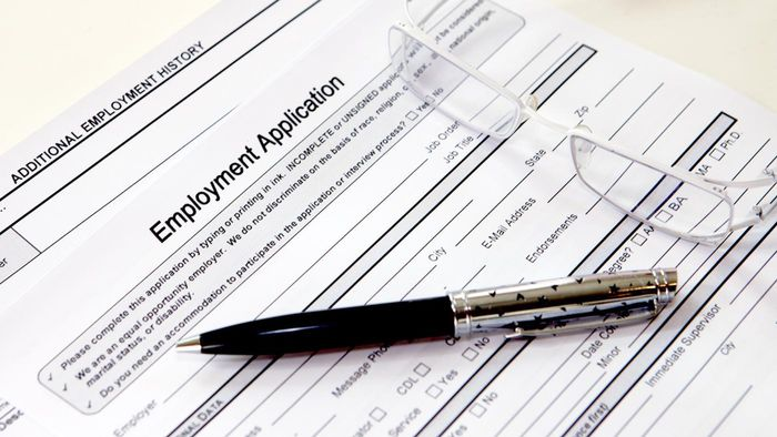 What is an employment history check?