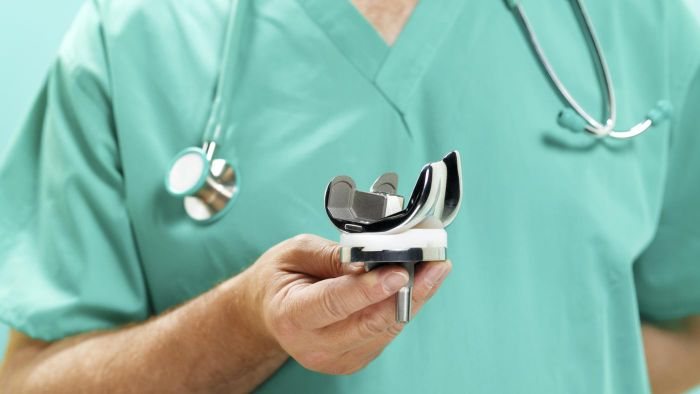 What Is Total Knee Replacement Surgery?