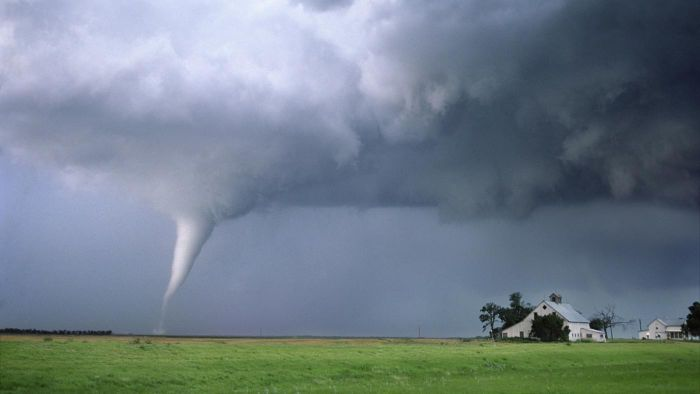 Why Do Tornadoes Happen?