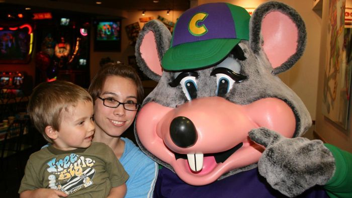 """What does the """"E"""" in Chuck E Cheese stand for?"""