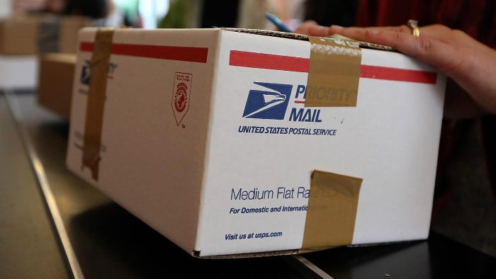 What is the abbreviation for the postal service?