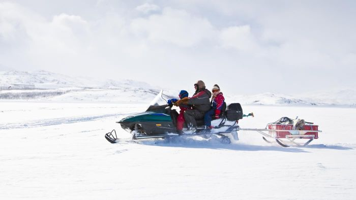 Are You Able to Download a Snowmobile Map on Your Cell Phone?