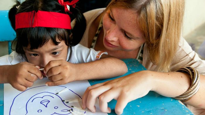 What Are Some Activities for Special-Needs Children?