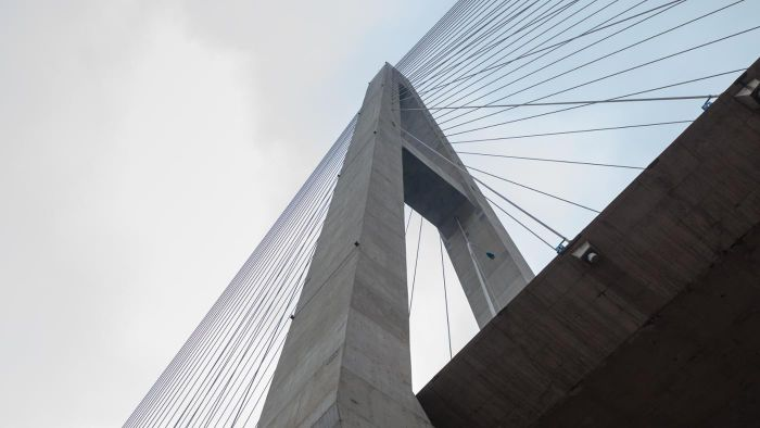 What Are the Advantages of Cable-Stayed Bridges?