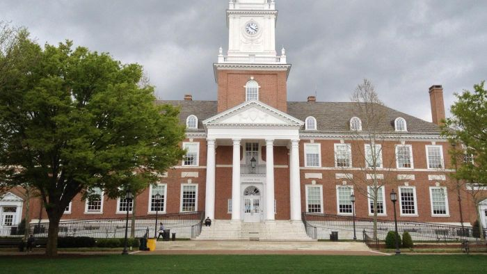 What advice could you offer someone wanting to attend Johns Hopkins University Medical School?