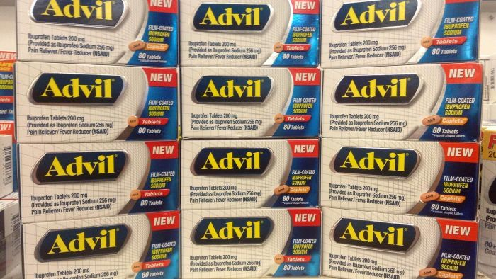 Does Advil Help With a Stomach Ache?