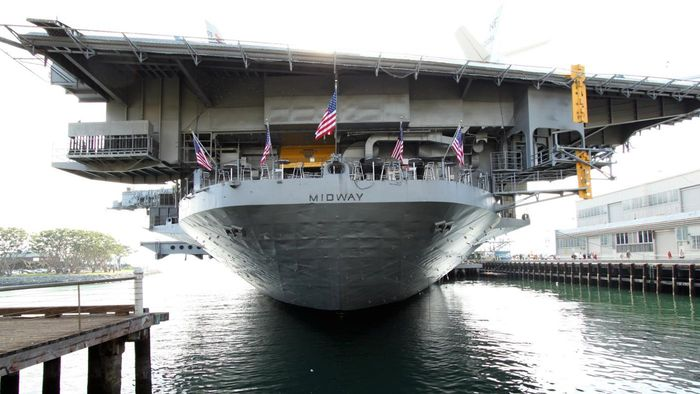 Does and Aircraft Carrier Have Air Conditioning?