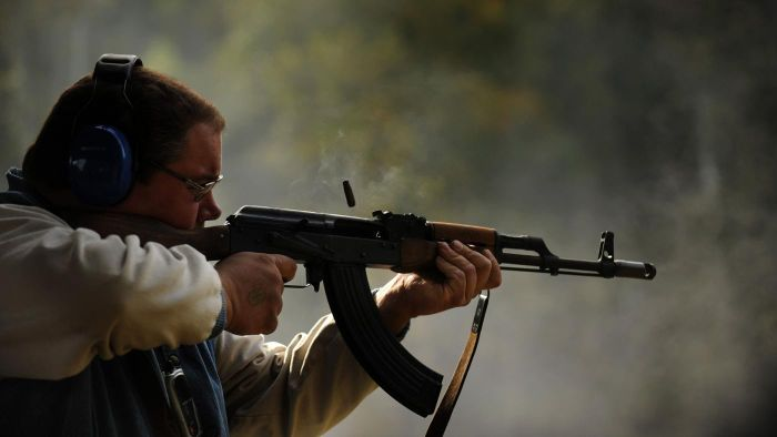 What Is an AK-47 in Russia?