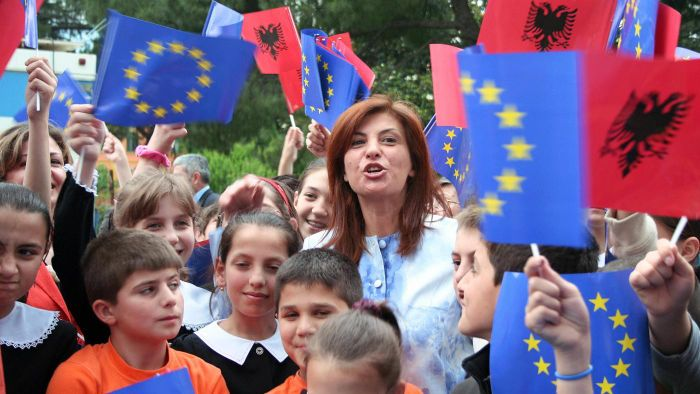 When Will Albania Join the European Union?