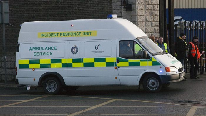 Why Do Ambulances Have Chains Under Them?