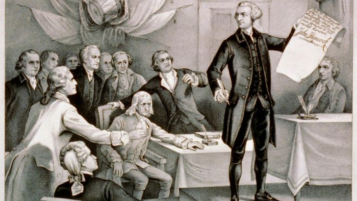 What Was America's First Constitution Called?