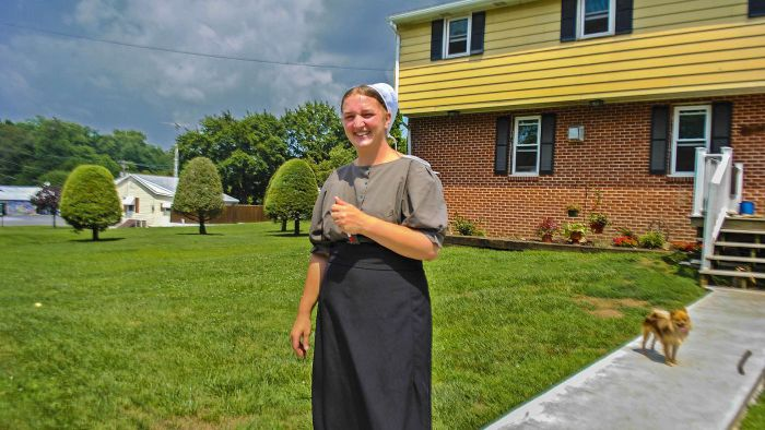 What is Amish Rumspringa?