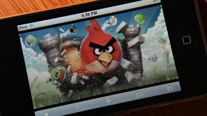"Where Can I Play ""Angry Birds"" Online?"