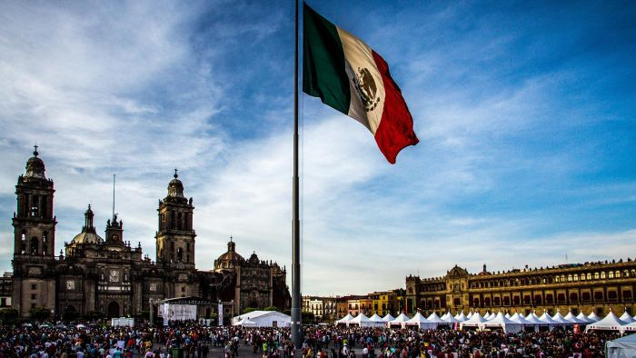 What Animals Are on the Mexican Flag?