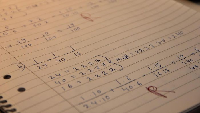 What Is the Answer to Your Math Problem?