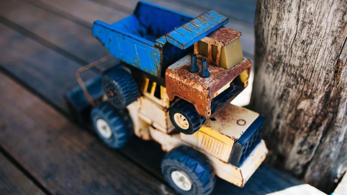 Are Antique Tonka Trucks Worth Anything?