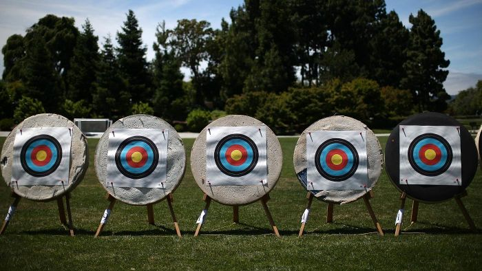 What Are Archery Target Rings Called?