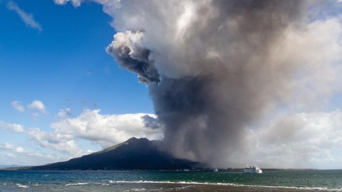 What Is an Ash Cloud?