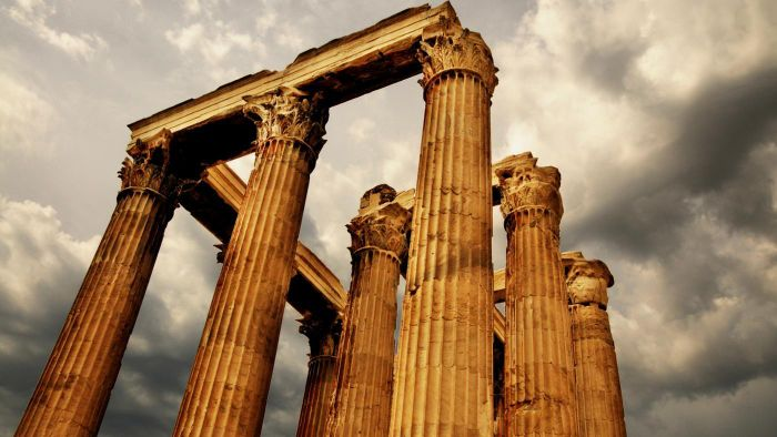 Where Is Athens Located Referencecom - Where is athens