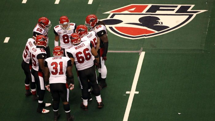 What Is the Average Arena Football League Salary?