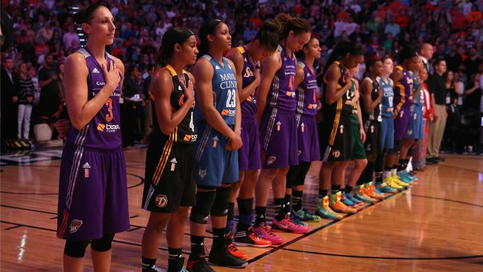 What Is the Average Height of a WNBA Player?