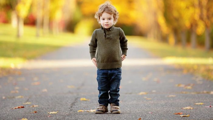 What is an average shoe size for a 2-year-old?