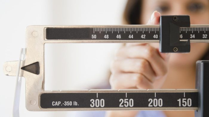 What is the average weight for an adult?