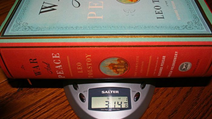 What Is the Average Weight of a Book?