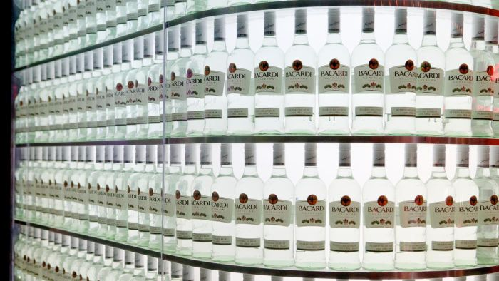 What Is Bacardi Rum Made From?