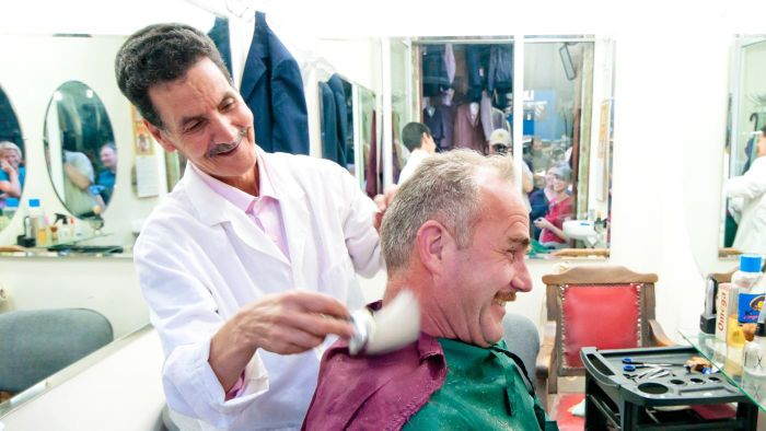 What Does a Barber Do?