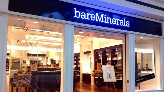 What Is Bare Minerals Makeup?