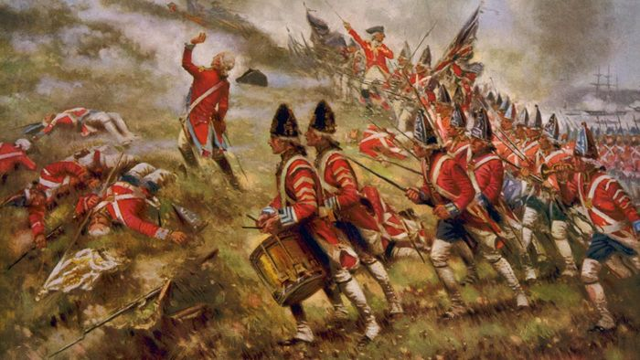 Why was the Battle of Bunker Hill important?
