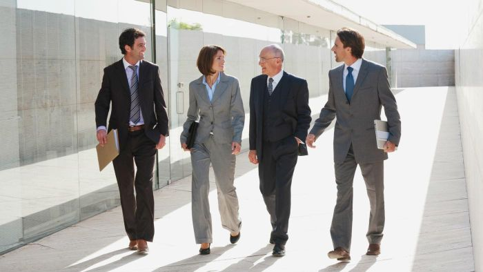 """Who are the """"Big Four"""" consulting firms?"""