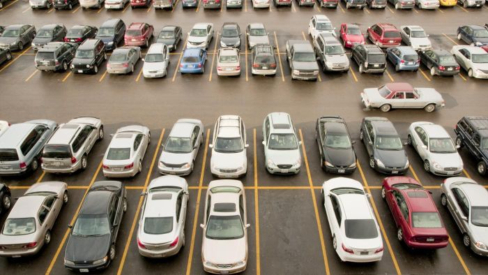 How Big Is a Parking Space?