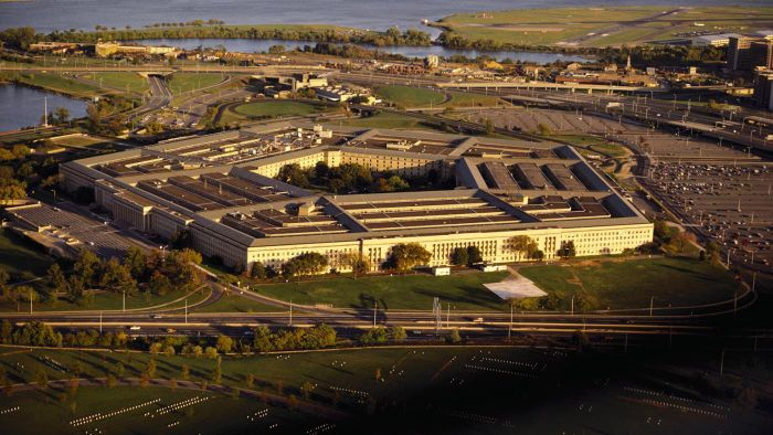 How Big Is the Pentagon?