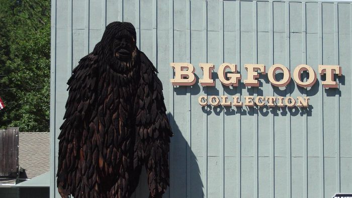 Where does Bigfoot live?